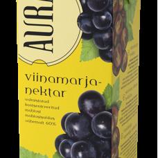 AURA Viinamarjanektar 1L