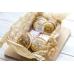 Paksud pannkoogid maasika toormoosiga ja hapukoorega / 10 tk / 380 gr