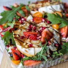 Peedi kitsejuustu salat rukolaga (750 gr)