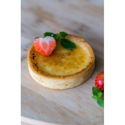 Crème brûlée (1 tk / 70 gr)