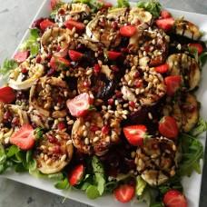 Peedi kitsejuustu salat rukolaga (500 gr)